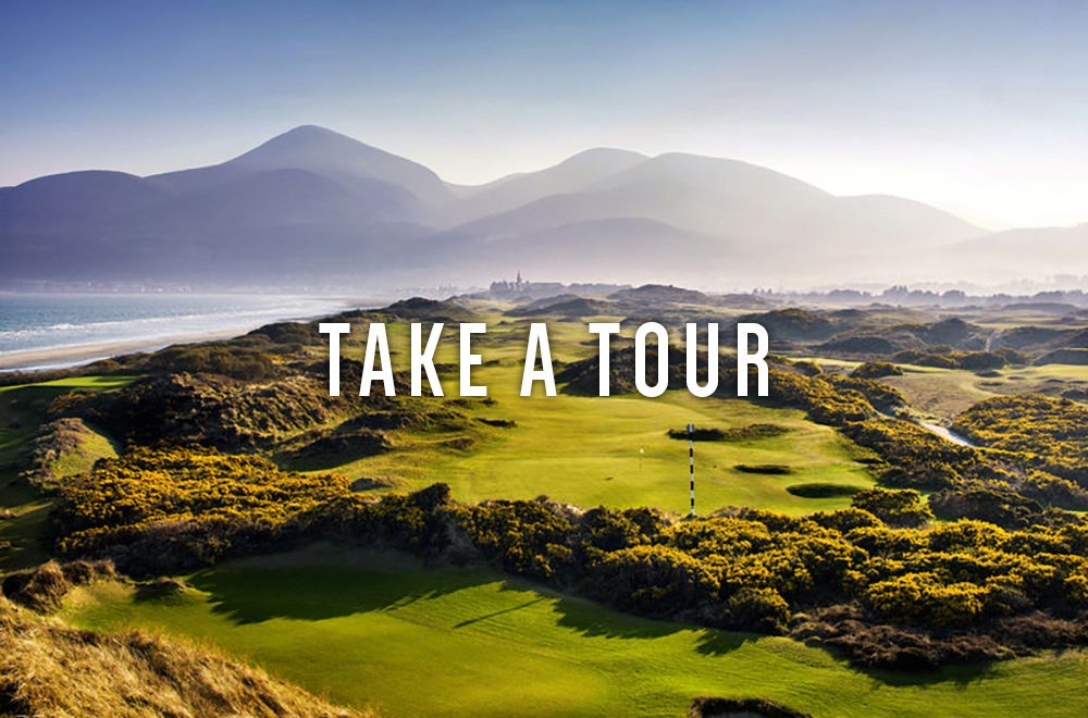 Take a Real Irish Golf Tour and play the best golf courses in Ireland