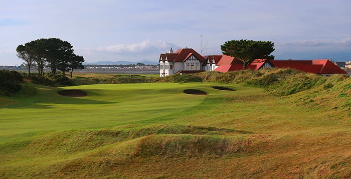 Dublin and the Ancient East Golf Tour. Portmarnock Championship Golf Course