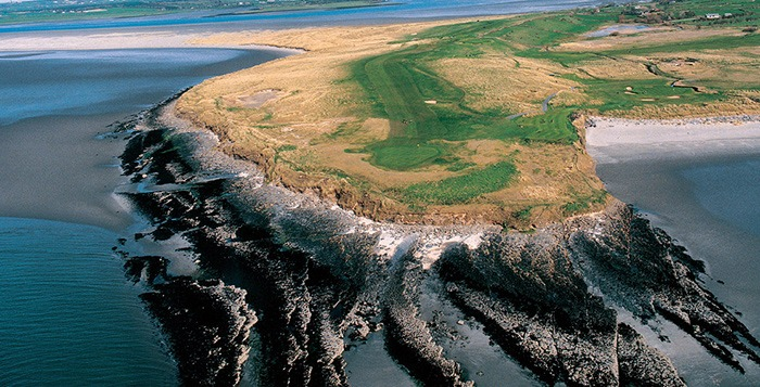 The Wild Atlantic Way golf tour: Day 5 Rosses Point Golf Course