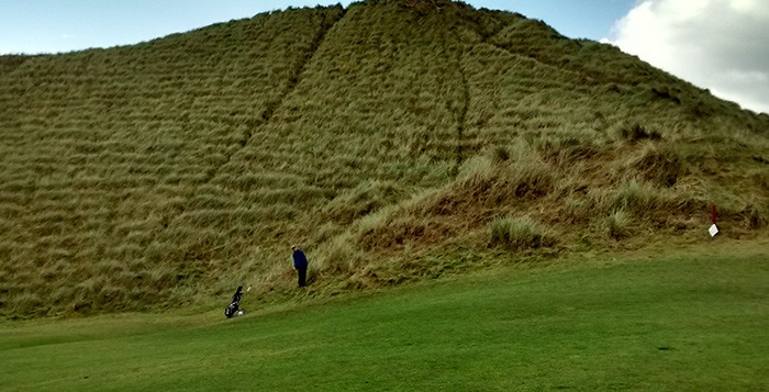 The Wild Atlantic Way golf tour: Go West. Enniscrone Golf Course
