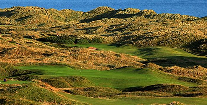 Northern Ireland Golf vacation Day 2 in Portrush