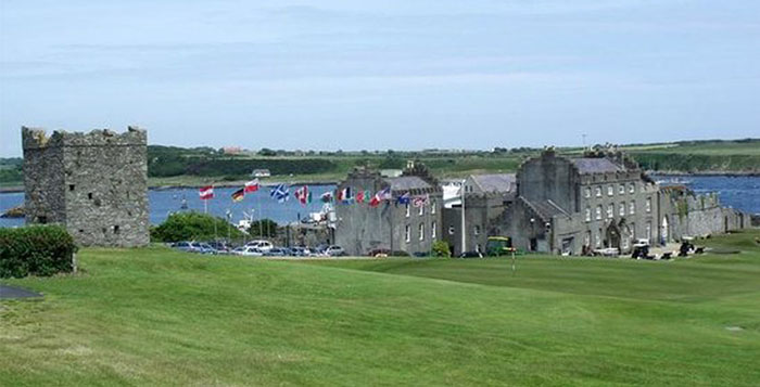 Northern Ireland golf vacation day 6 ardglass golf course