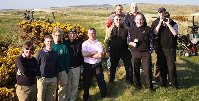 Northern Ireland Golf vacation