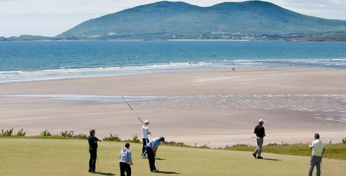 Golf tours Killarney Southern Belles Day 2 Waterville Golf course