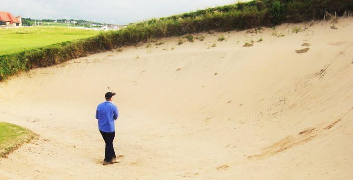 Build your own custom golf tour. Real Irish golf.
