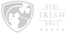 Real Irish Golf logo grey