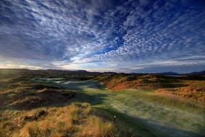 rosapenna par 4 2nd hole on the sandy hills links1 rosapennaie 300x200 300x200 - The Masters and Golf in Ireland