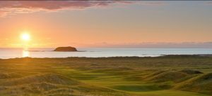 ballyliffin golf club glashedy links sunset 300x137 - Ireland Golf Vacation 2018: What's New?