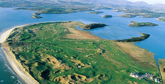 Golf Vacations Ireland. Rory Recommends Golf Tour Donegal Irish golf vacations. Golf courses include: Ballyliffin, Portsalon, Rosapenna, Murvagh.