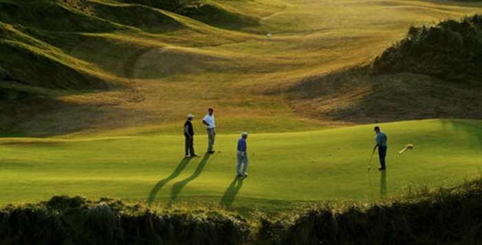 The Wild Atlantic Way golf tour: Enniscrone Golf Course