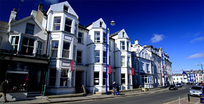 Golf vacation Northern Ireland hotel adelphi
