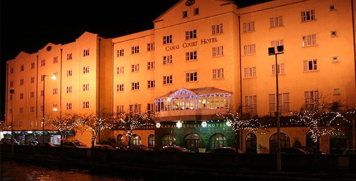 northern hotel canal court - GOLF VACATION NORTHERN IRELAND: NORTHERN LIGHTS