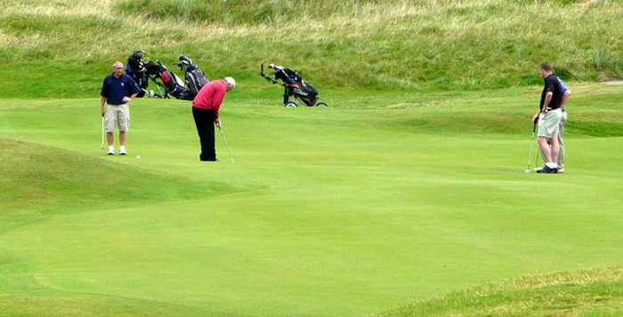 Golf Vacations Ireland. Portsalon Golf Course