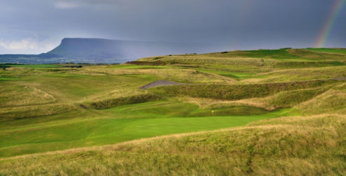 The West of Ireland Golf Tour. Play the natural golf links in the west of Ireland.