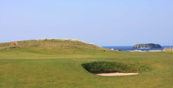 Northern Ireland Golf Tour. Play the natural golf links in Northern Ireland.