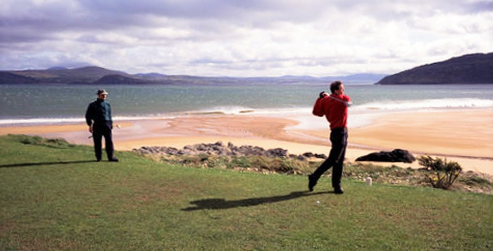 Donegal Golf Tour. Play the natural golf links in donegal.