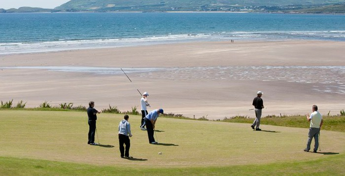 Southern Ireland Golf Tour. Play the natural golf links in Southern Ireland