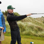golf caddy colin byrne 150x150 - Golfing in Ireland: Caddies, Carts, Buggies, Battery Trolleys, Pull/Push Trolleys .... All you need to know.