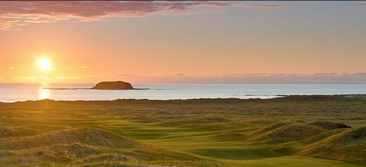 ballyliffin golf club glashedy links sunset - Ireland Golf Vacation 2018: What's New?