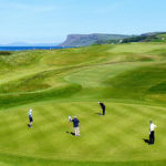 ballycastle 1 150x150 - Golf the Causeway Coast in Northern Ireland