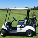 golf cart 150x150 - Golfing in Ireland: Caddies, Carts, Buggies, Battery Trolleys, Pull/Push Trolleys .... All you need to know.