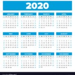 simple 2020 year calendar vector 11636106 150x150 - When Should I Book My 2020 Ireland Golf Trip?